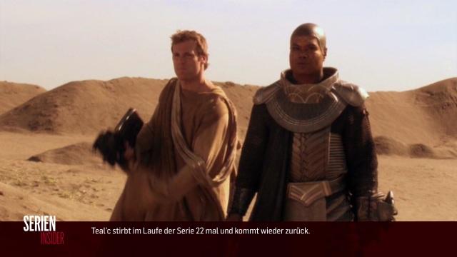 Stargate SG-1 - Das Team