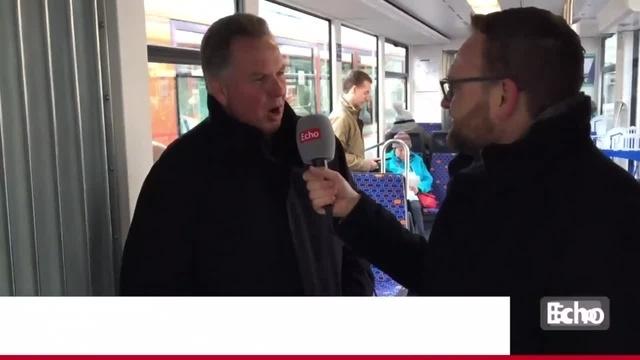 Straßenbahn-Interview zur Darmstädter OB-Wahl mit Achim Pfeffer (unabhängig)