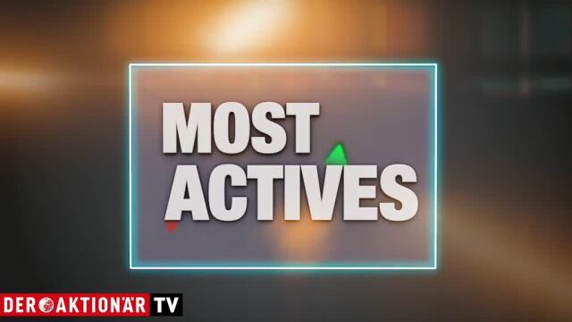 Most Actives: ProSiebenSat.1, Leoni, Nordex