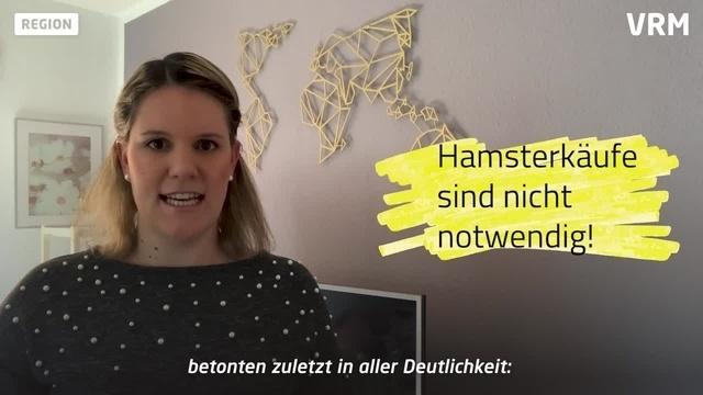 FaktNews: Hamsterkäufe