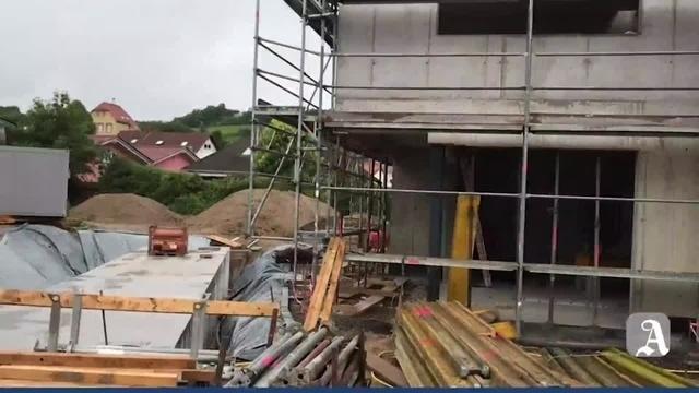 Harxheim: Neubau des Multifunktionsgebäudes
