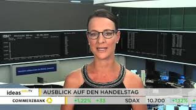 DAX: Verluste im August verringert