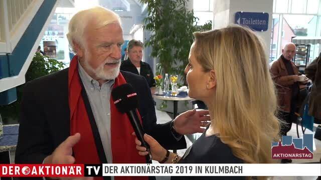 Der Aktionärstag 2019 in Kulmbach