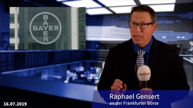 Teilerfolg für Bayer: Aktie steigt - Immobilienwerte geben deutlich nach