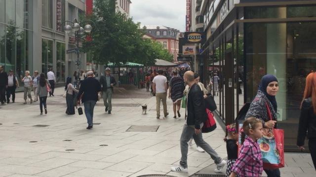 Studie: Deutsche Innenstädte nur mittelmäßig attraktiv