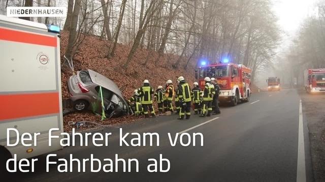 Verkehrsunfall in Niedernhausen