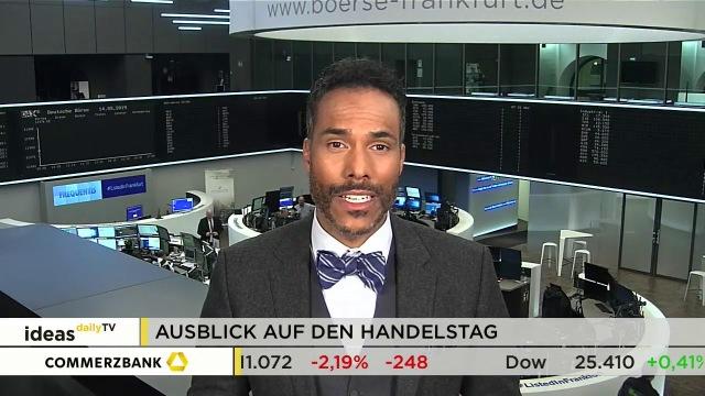 DAX: Risiken eingepreist?