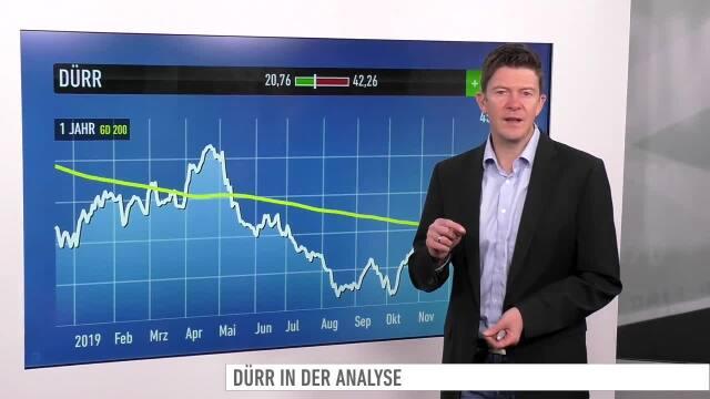 Dürr: Einer der Top-Picks 2020? Trading-Tipp des Tages