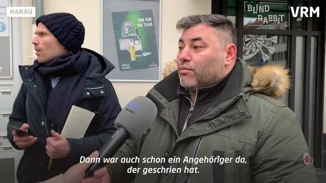 Nach dem Terroranschlag in Hanau