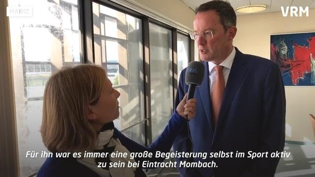 Mainzer OB Ebling zum Tod Jens Beutels