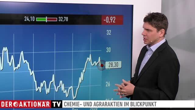 BASF, Covestro, Corteva, K+S - das rät aktuell Thorsten Küfner