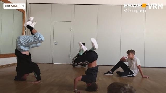 Breakdance soll olympisch werden