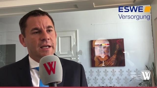Wiesbadens OB Sven Gerich zur Erdogan-Kunst-Aktion