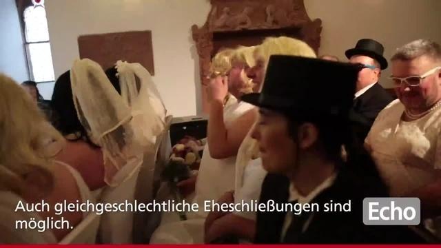 Mühltal: Ehe für alle!