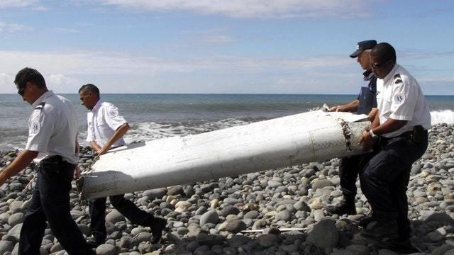 Auf den Spuren von MH370