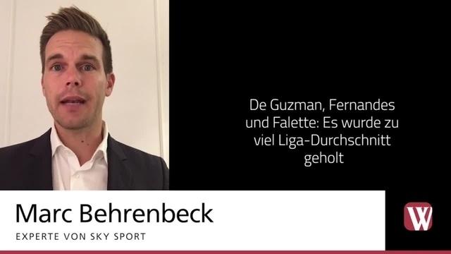 Goldbrunner & Behrenbeck: Droht Eintracht Frankfurt eine Zittersaison?