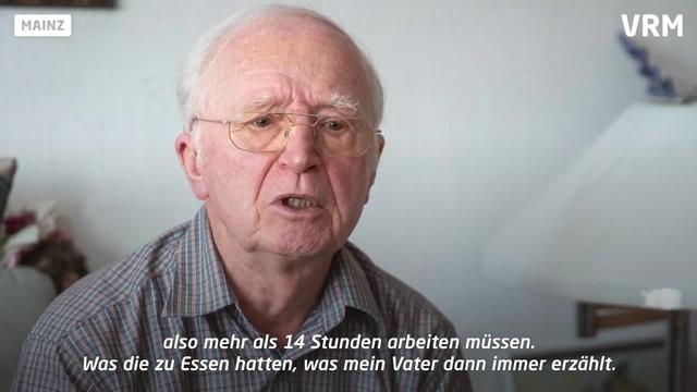 Erzähl mal! - Zeutzeuge Manfred Hahnefeld berichtet
