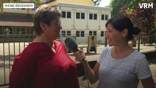 Ortsgespräch mit Anette Odenweller