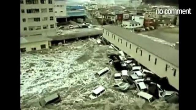 Tsunami Kamaishi
