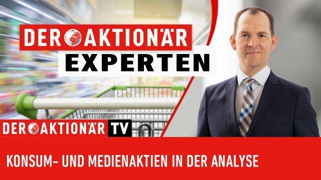 Andreas Deutsch: Amazon, Walt Disney, McDonald's, Beyond Meat, Visa, Adidas, Nike