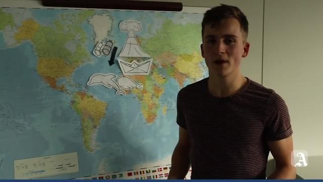 Mainzer Gymnasiast startet zur Forschungsreise auf die Azoren