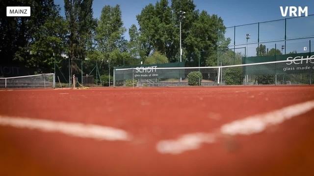 TSV Schott Mainz öffnet wieder die Tennissparte