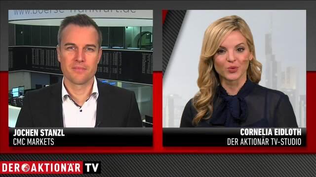 Jochen Stanzl: Gefährliche Fallhöhe für DAX und Co.