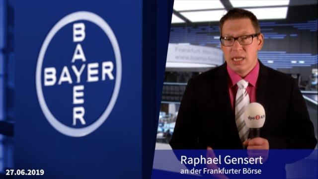 Eine Pille für Bayer - Bekannter Investor steigt ein