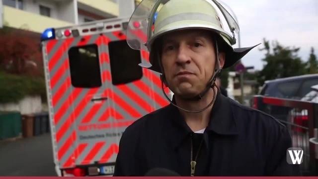 Schlangenbad: Feuerwehr befreit Arbeiter