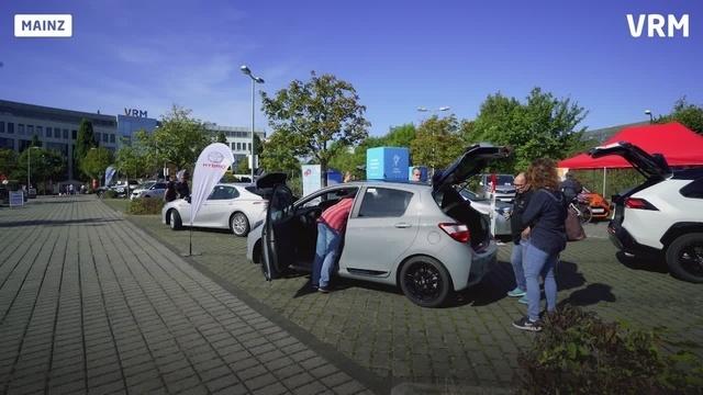 Mainz: Mobilitätstag auf dem Lerchenberg