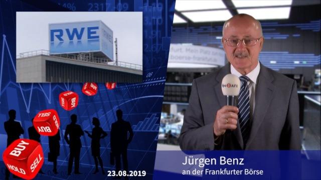 Analyser to go: RWE wegen rosiger Zukunft hochgestuft