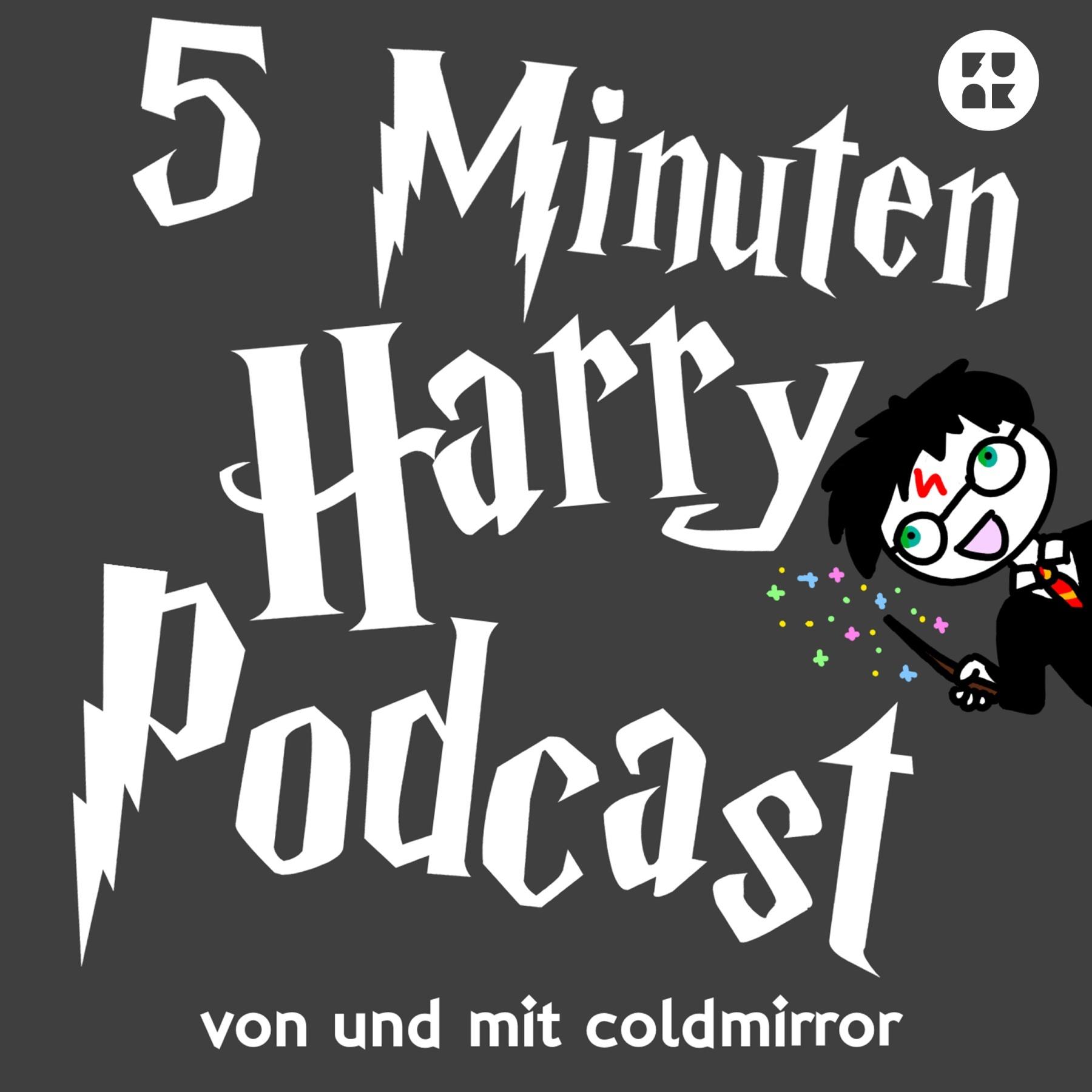 5 Minuten Harry Podcast #10 - Hut braucht eine Umarmung :(