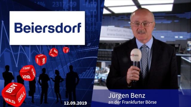 Analyser to go: Skepsis mit Blick auf Beiersdorf - Herabstufung