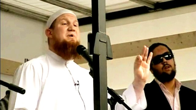 Salafisten-Szene in Deutschland