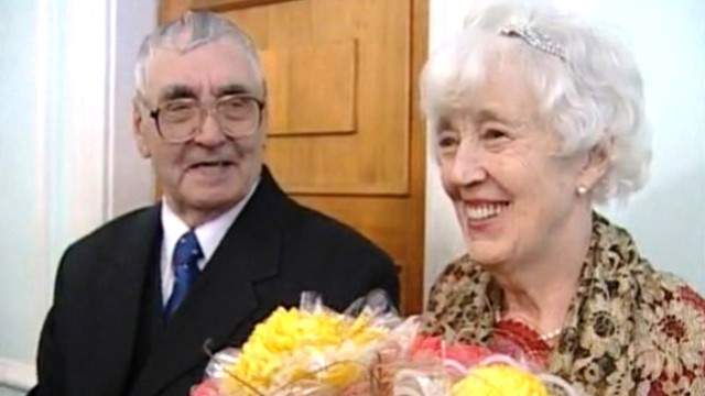 Hochzeit nach 62 Jahren