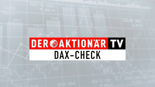 DAX-Check: Bis auf dieses Niveau könnte der DAX nun fallen