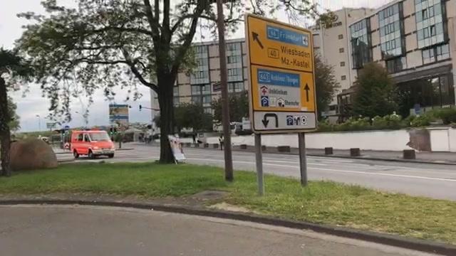 Brand der Mainzer Rheingoldhalle: Update 8:07 Uhr