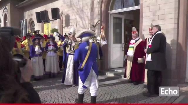 Dieburg feiert das neue Prinzenpaar