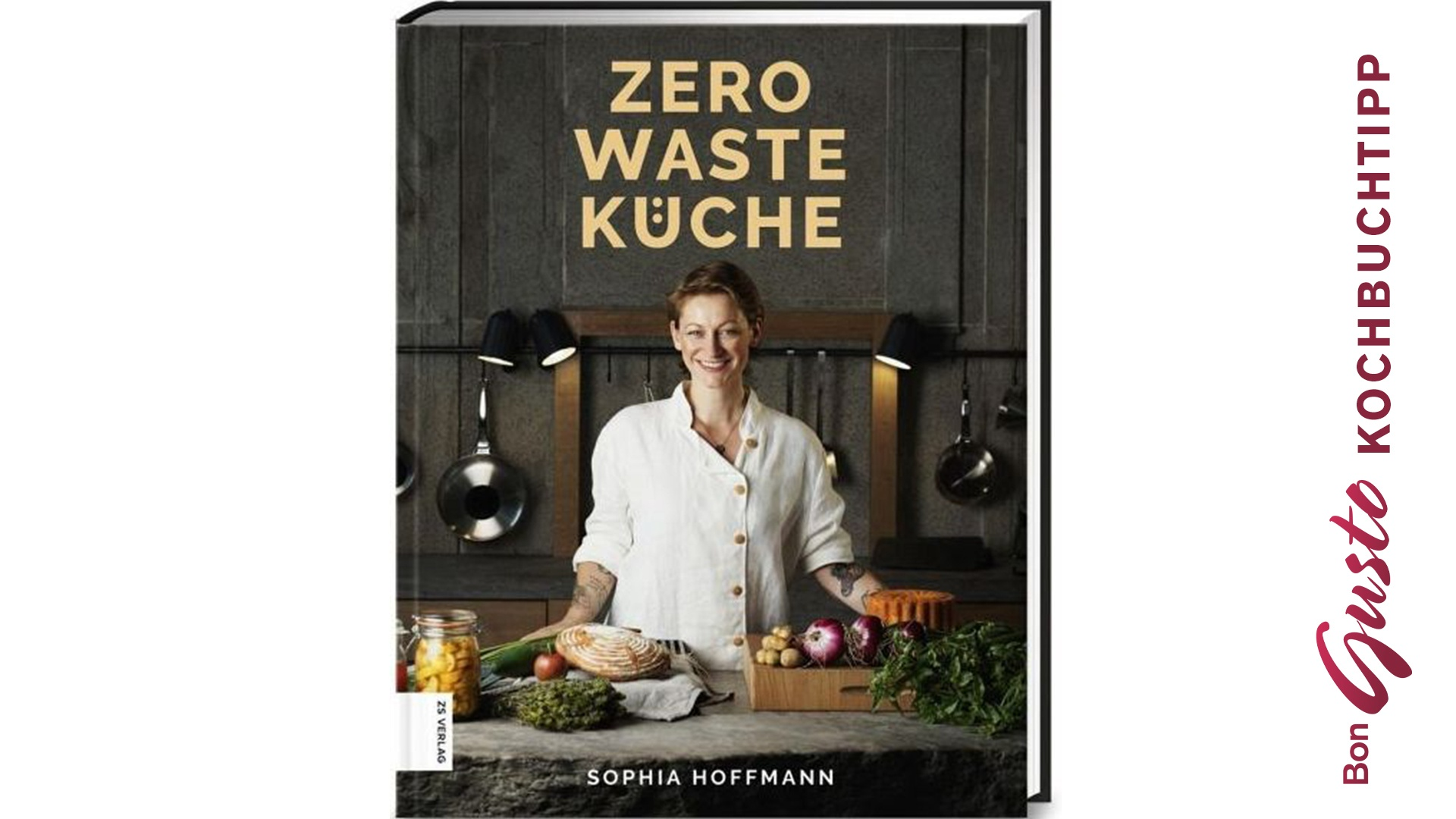 BonGusto Kochbuchtipp: Zero Waste Küche