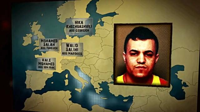 Terrorist mit 20 Identitäten