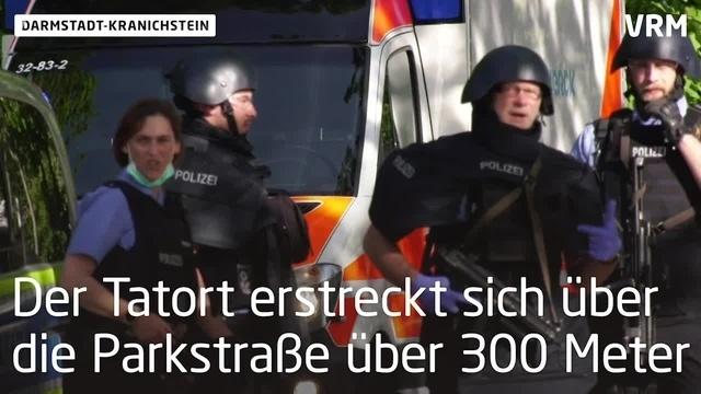 Schüsse fallen in Kranichstein