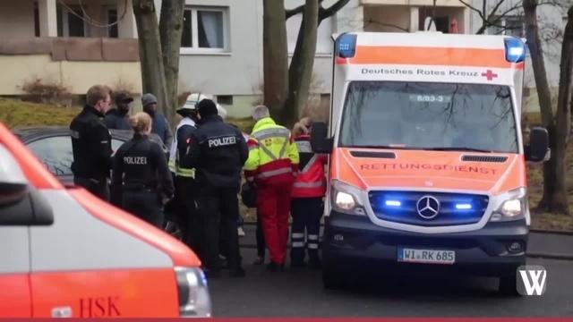 Wohnungsbrand in Wiesbaden-Dotzenheim