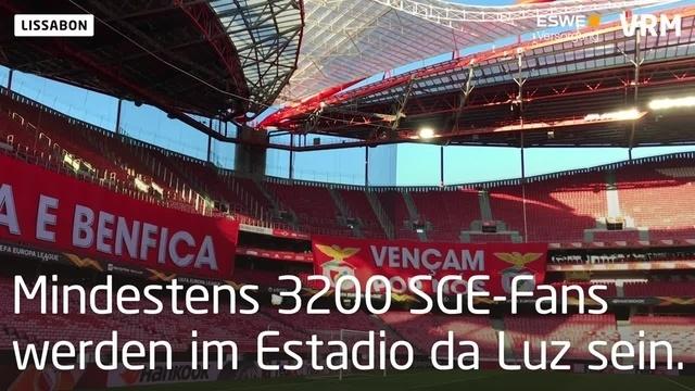 Eintracht vor Europapokal-Viertelfinale