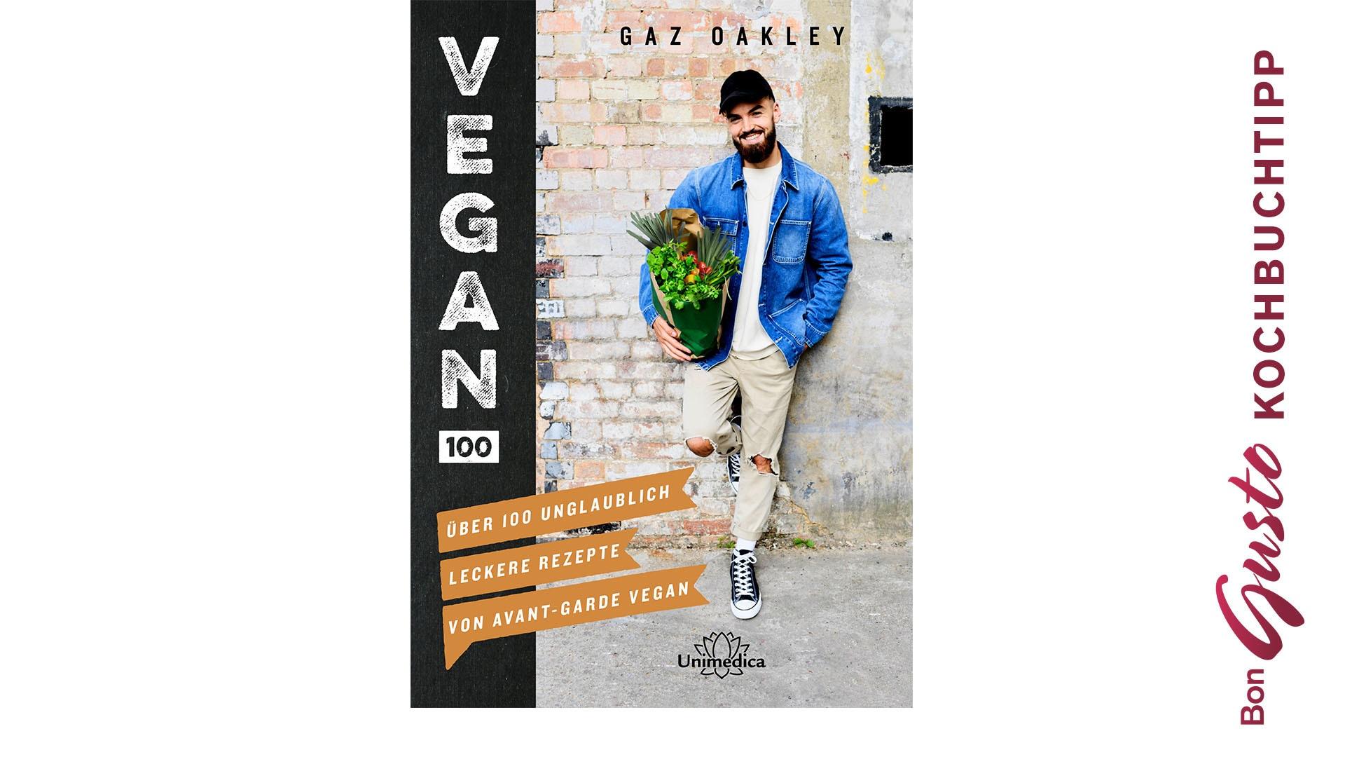 BonGusto Kochbuchtipp: Vegan 100