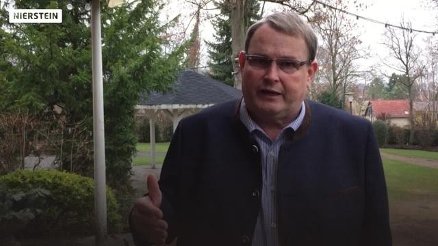 Niersteins Stadtbürgermeister zu den Plänen für 2019
