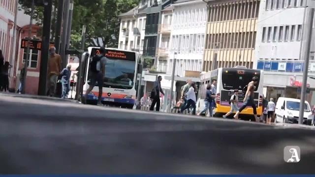 Mainz: Schillerplatz ist wieder für Busse frei