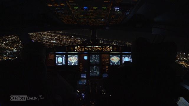 PilotsEYE.tv: Miami - Zürich im Airbus A330