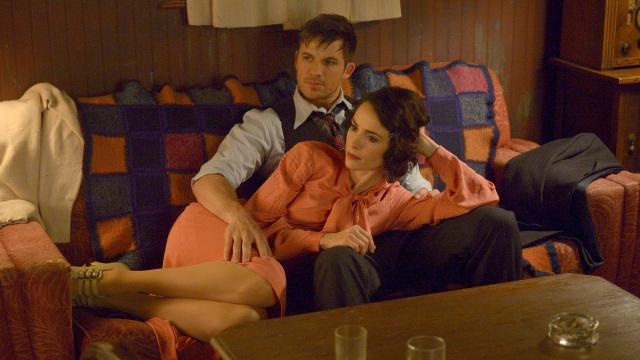 Bonnie & Clyde mit Lucy & Wyatt