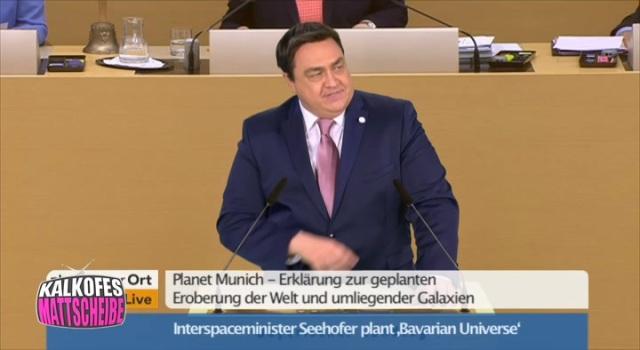 Bavaria One - Markus Söder- CSU