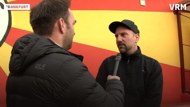 Doppelpack mit dem Frankfurter Fanprojekt